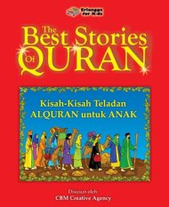 Spesifikasi Erlangga Hard Cover Buku Merah The Best Stories Of Qur An Tim Efk Lengkap Dengan Harga