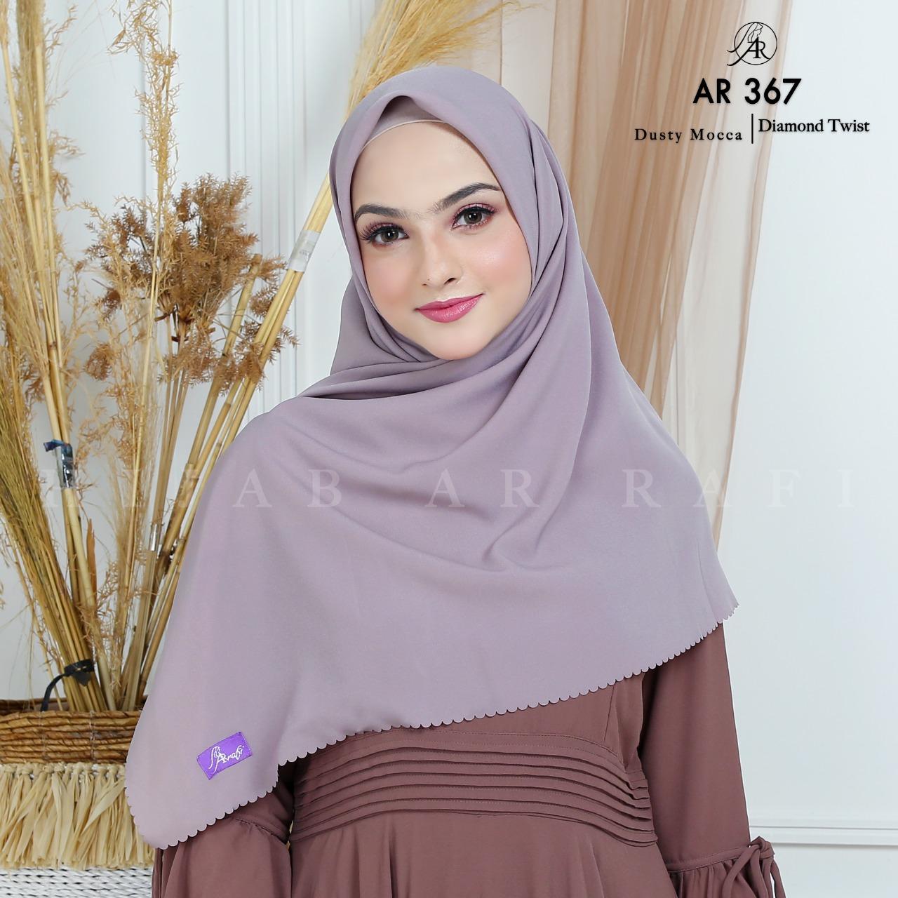 Jilbab Hijab Segiempat Arrafi Terbaru Kode Ar 367 Kerudung Segi Empat Lazada Indonesia