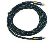 Review Billionton Fiber Optik Cable 1Meter Biru Billionton