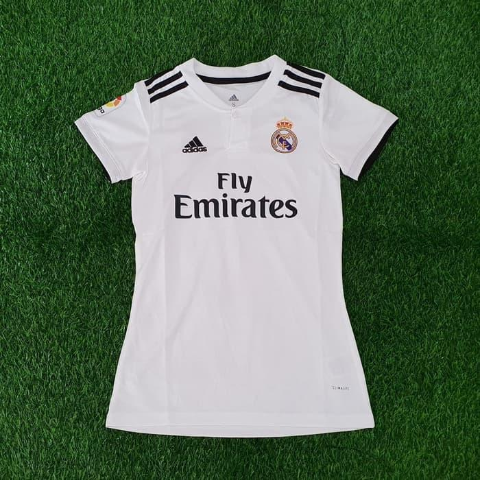 1a1c76bcd35 Raja Jersey - JERSEY REAL MADRID HOME LADIES 2018 2019 GO