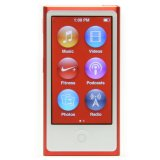 Harga Apple Ipod Nano 16Gb 7Th Generation Red Edition Dan Spesifikasinya