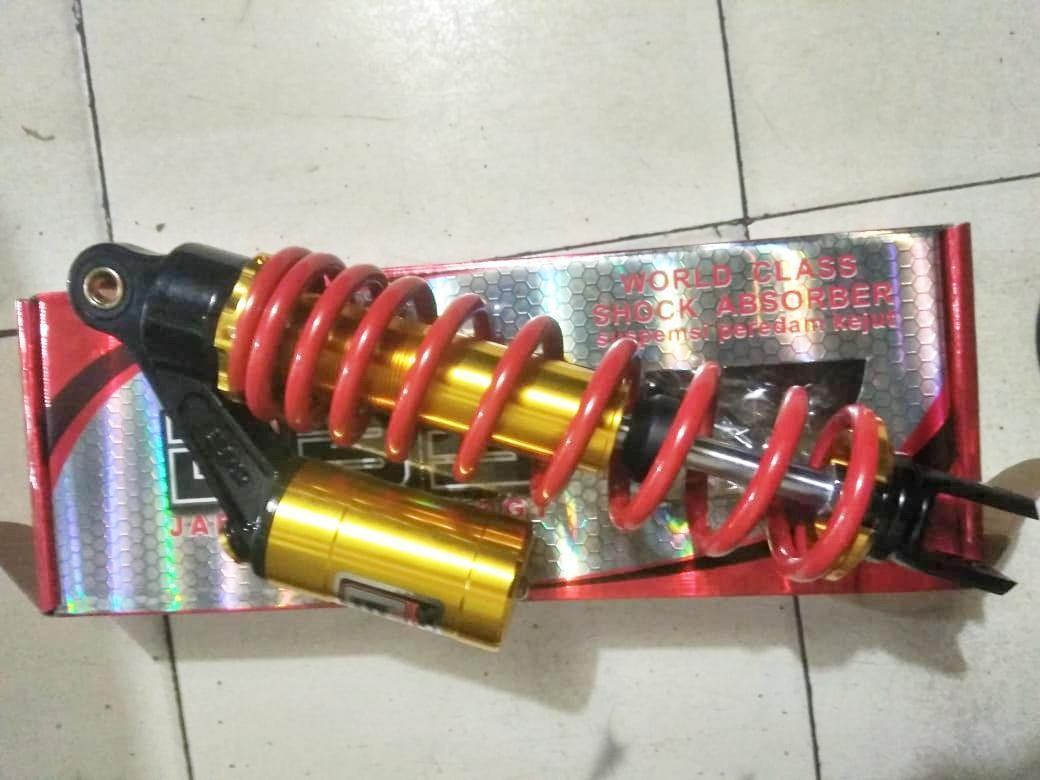 Shockbeaker Tabung Atas DBS Untuk Semua Jenis Motor Matic Yamaha Honda Beat nmax, aerox ,