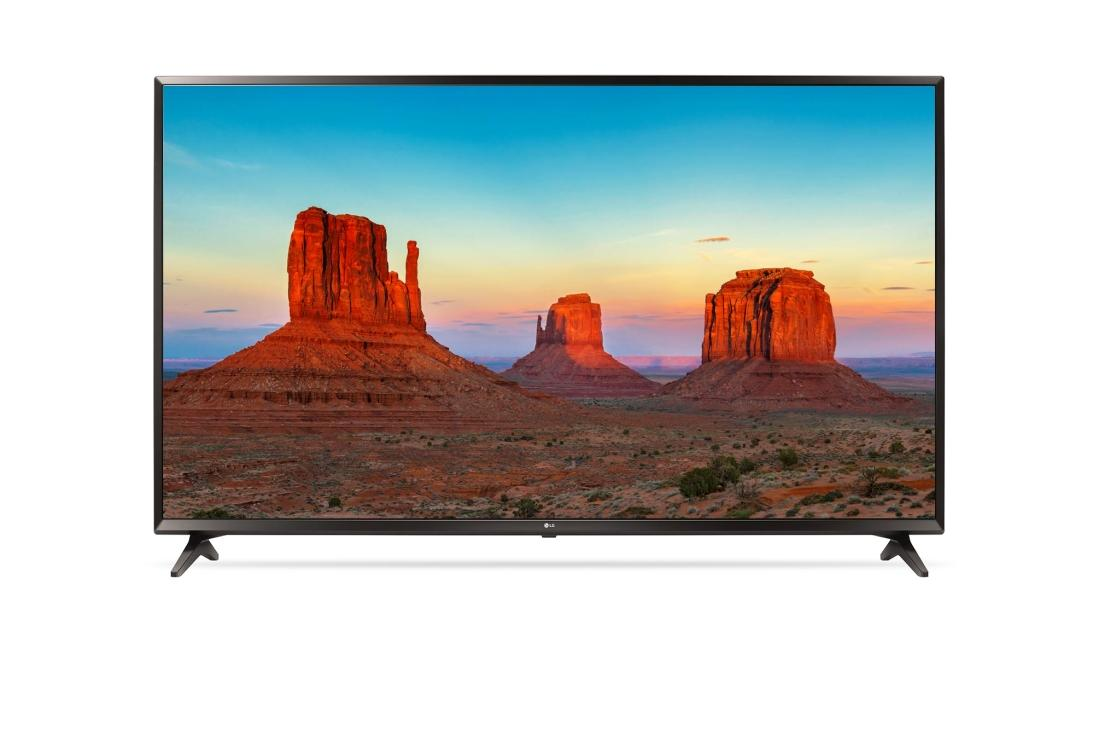 LG Led 50 Inch Smart UHD TV 50UK6300PTE