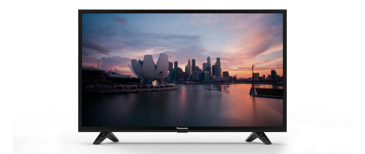 Panasonic LED Digital TV 32F306G - Nasional