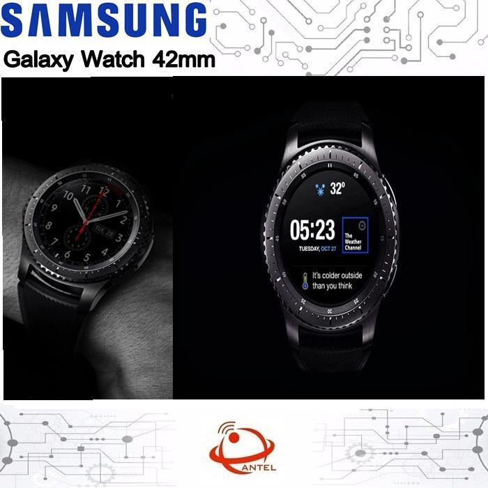 Harga Samsung Galaxy Watch 2018 Smartwatch 42mm Garansi Resmi Harga