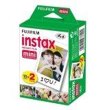 Beli Matahari Foto Fujifilm Refill Instax Mini Film Plain 20 Lembar Twinpack Fujifilm