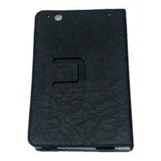 Smartfren Leather Case + Film Protector Andromax Tab 7.0 - Hitam