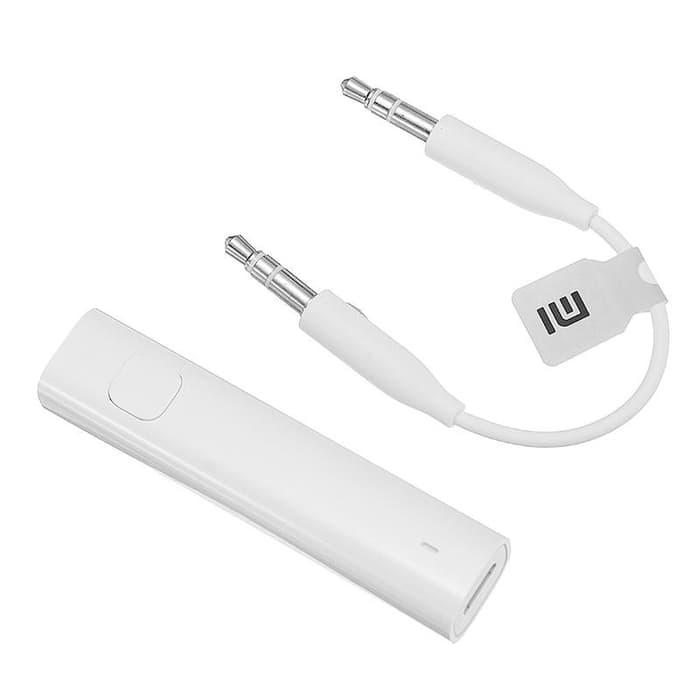Xiaomi Wireless Bluetooth 4.2 Audio Receiver Adapter 3.5mm Jack AUX Fo