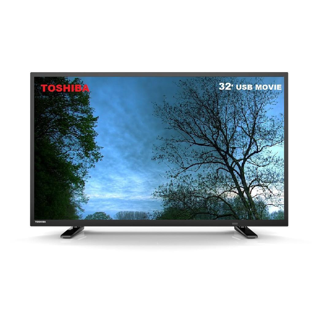 Toshiba LED TV 32 (32L2800VJ) USB MOVIE