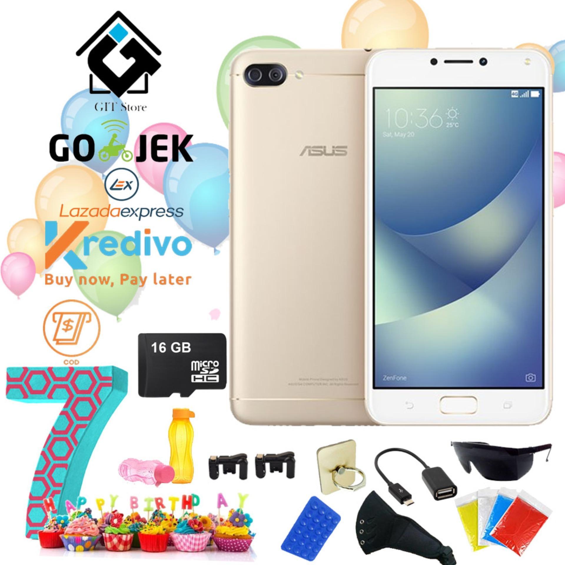 Asus Zenfone 4 Max Pro ZC554KL 3GB / 32GB Promo
