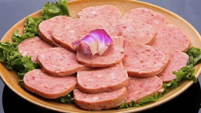 PG Mili Pork Luncheon Meat / Kornet Daging Babi/ Ham