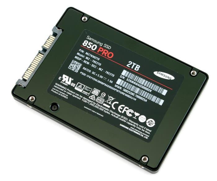 Best Seller Samsung SSD 850 PRO 2TB - Grs 10t