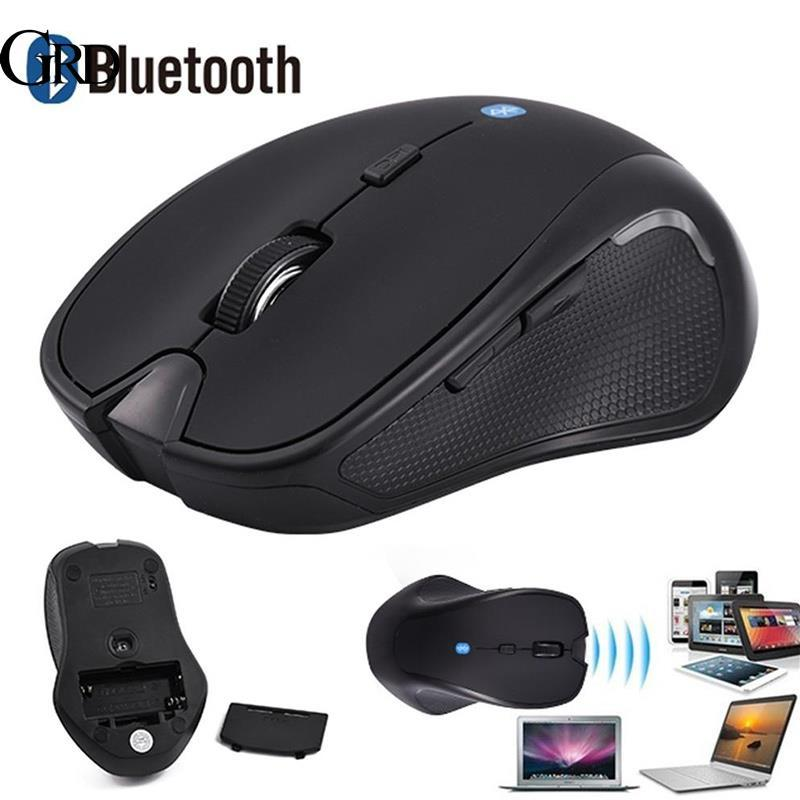 GRAND MacBook 1600DPI Bluetooth Mouse Computer Working Rechargeable Control Portable 10M Premium PC Optical Mice
