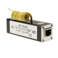 Lacooperia Mạng RJ45 Bộ Chuyển Đổi LAN Ethernet Chống Đột Biến Điện Chống Sét