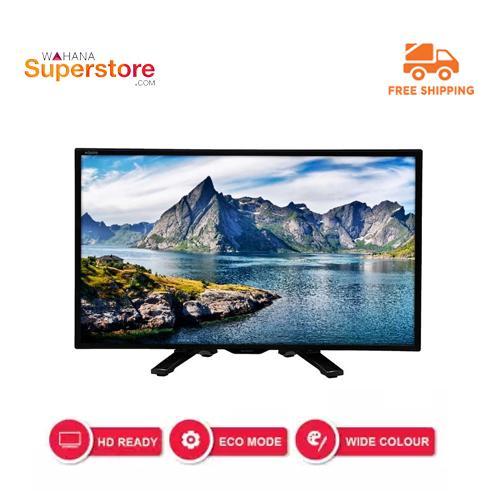 Sharp HD LED TV 24  - LC-24LE170I - Hitam