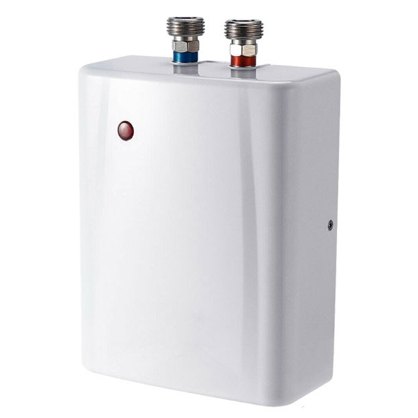 Bảng giá 3.5Kw Instant Electric Tankless Water Heater Instantaneous Water Heater Instant Electric Water Heating Fast 3 Seconds Hot Shower Điện máy Pico
