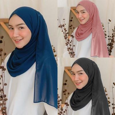[COD] Jilbab / Hijab Pashmina SABYAN DIAMOND Italiano Stretch - Kerudung pasmina polos terbaru Melody Panjang / Hijab Diamond Polos Murah Simple Terlaris Sepanjang Masa