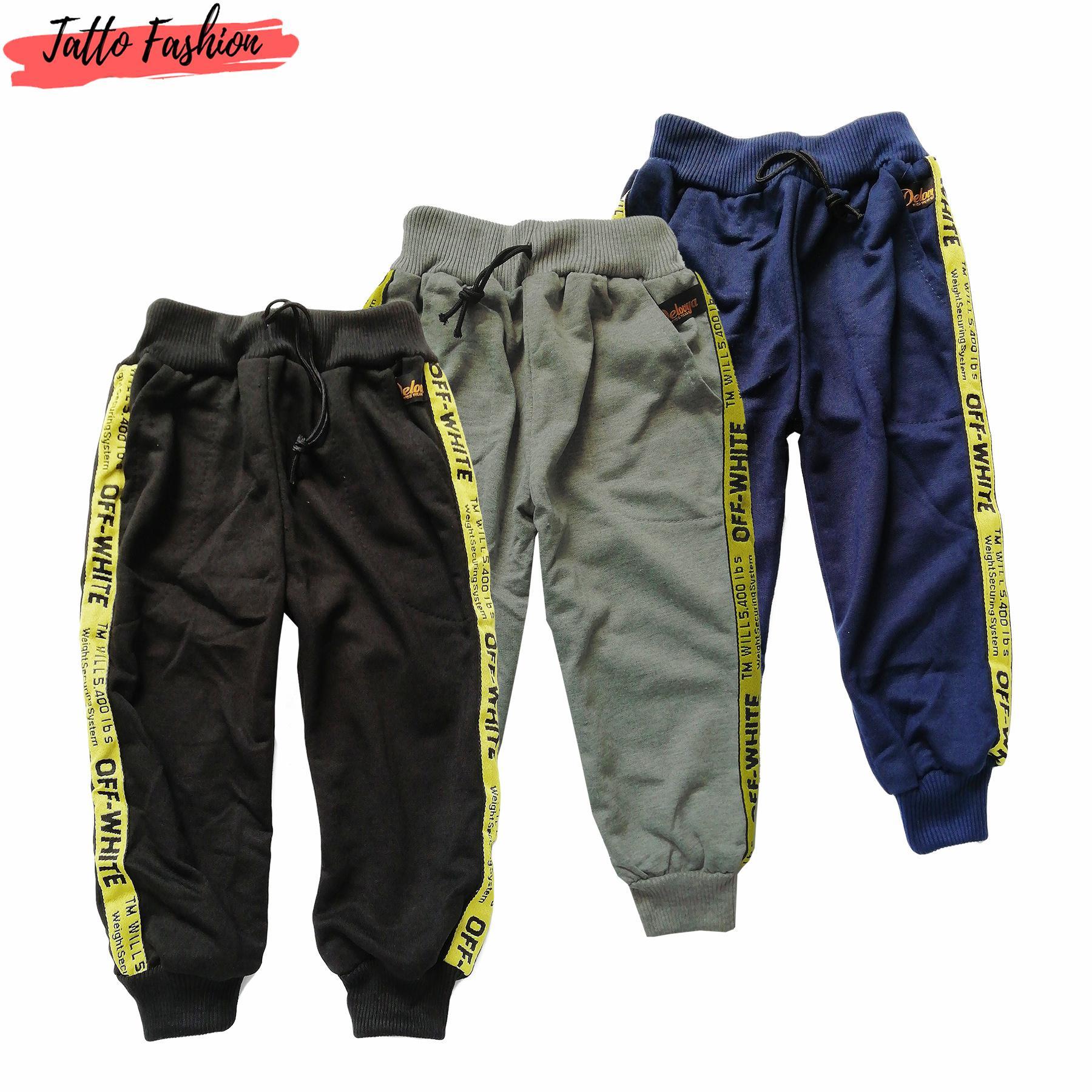 Celana Panjang Anak Jogger Sport Line