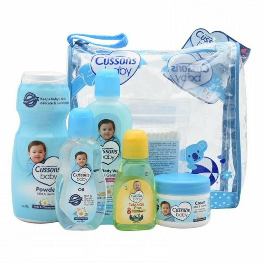 Cussons Set Medium By Fadil4 Shop.