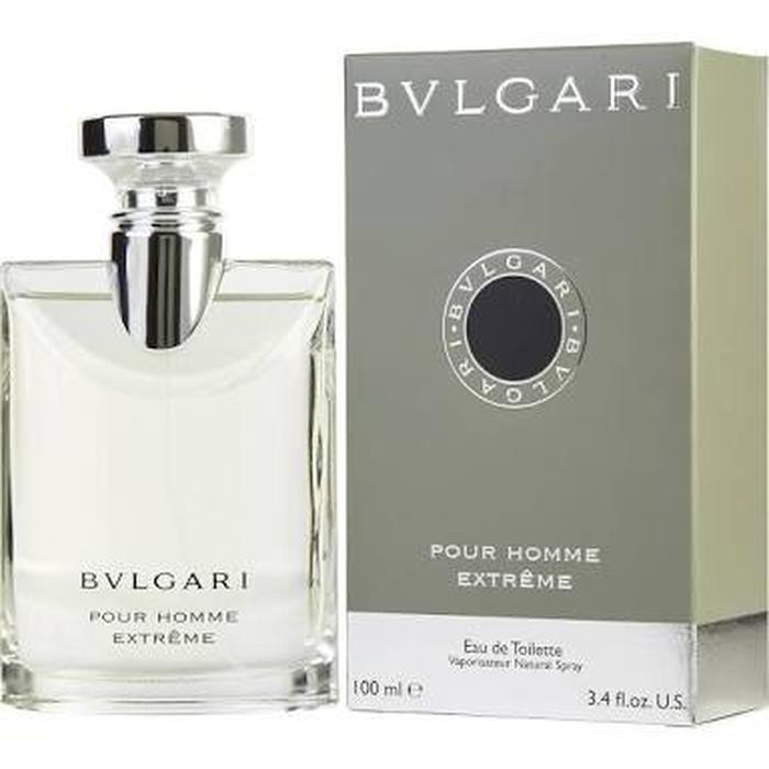 Parfum Original Reject Bvlgari Extreme Edt 100 Ml - No Box By Yevan70.