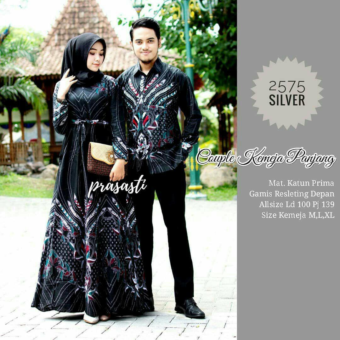 TERMURAH - Baju batik couple - baju muslim wanita terbaru 11 - kebaya  coupel Modern - Couple Batik - Batik Sarimbit - Batik Kondangan - Baju  Batik