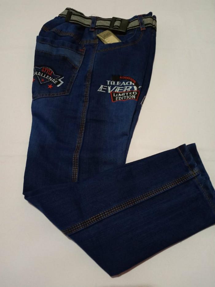 Celana Panjang Jeans Anak laki laki ..no 7 s/d 12