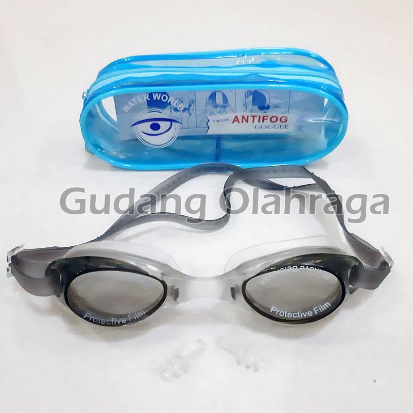 Kacamata Renang Antifog Dz1600 Speeds / Kacamata Renang Anak Dan Dewasa By Gudang Olahraga.