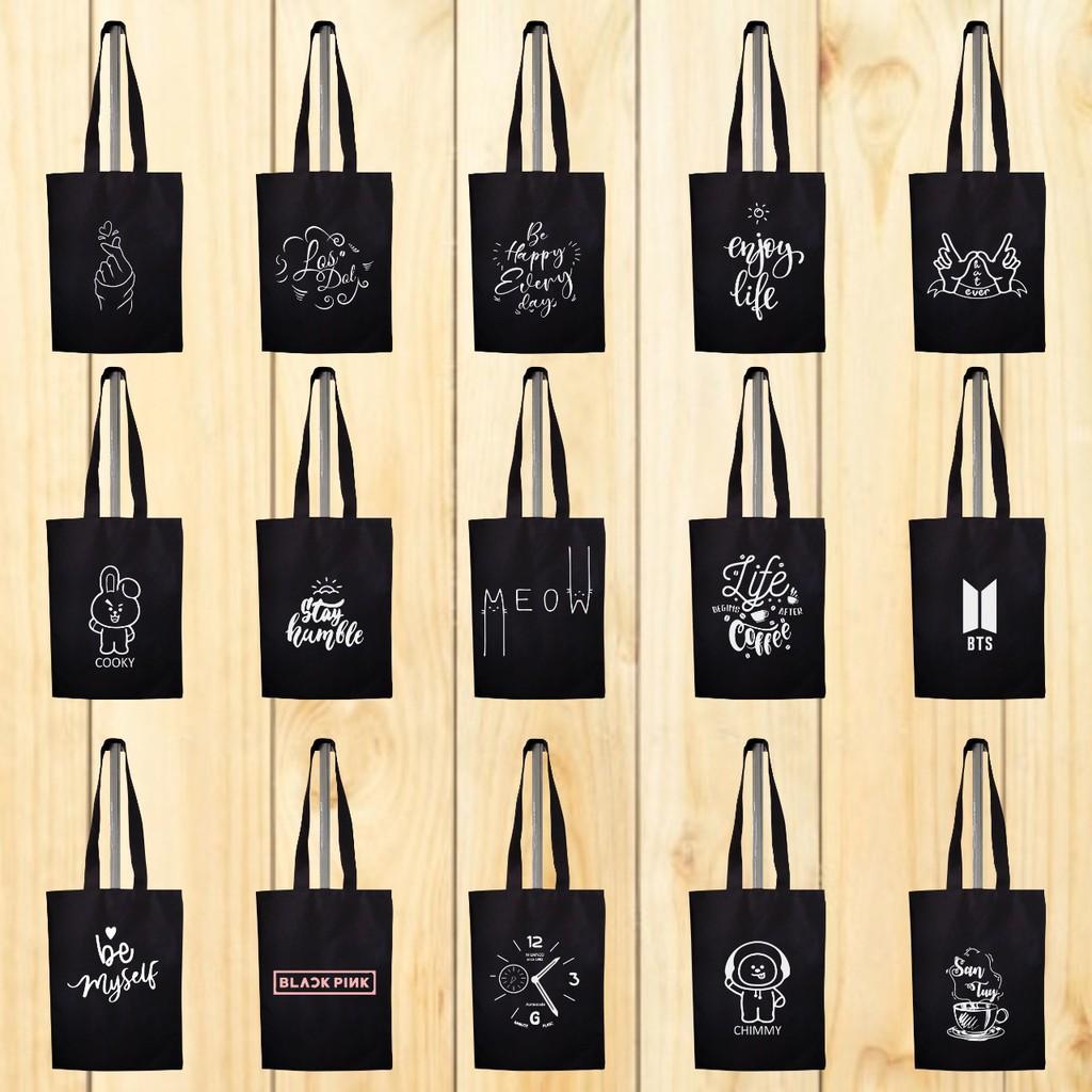 Tote Bag Wanita Tote Bag Resleting Tote Bag Wanita Korea Tote Bag Kanvas Tote Bag Aesthetic Tote Bag Pria Lazada Indonesia