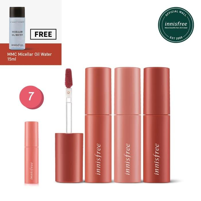 Promo Innisfree Vivid Cotton Ink 4g No.7 - Jpgajkzy By Michaelia Collections