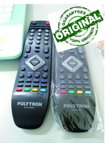 Remote TV LED LCD Polytron Original 100%