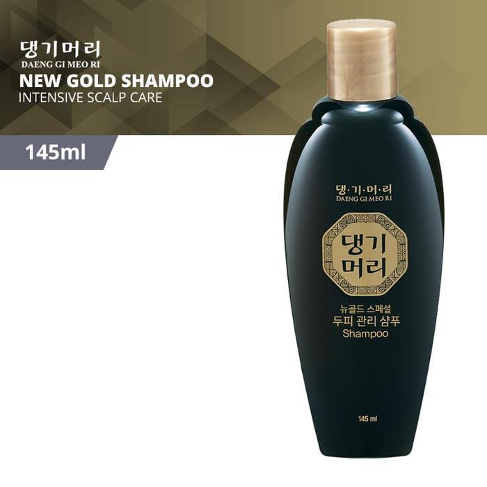 Daeng Gi Meo Ri - New Gold Shampoo 145ml