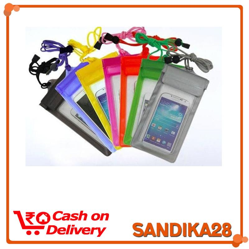 Sarung Waterproof HP Smartphone Anti Air TOKO SANDIKA28