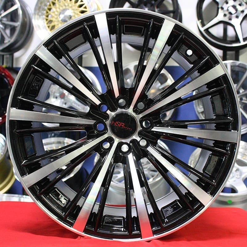 Velg Mobil R16 HSRQUICK L401 Racing Suzuki Ignis Brio Mobilio Avanza Calya Jazz