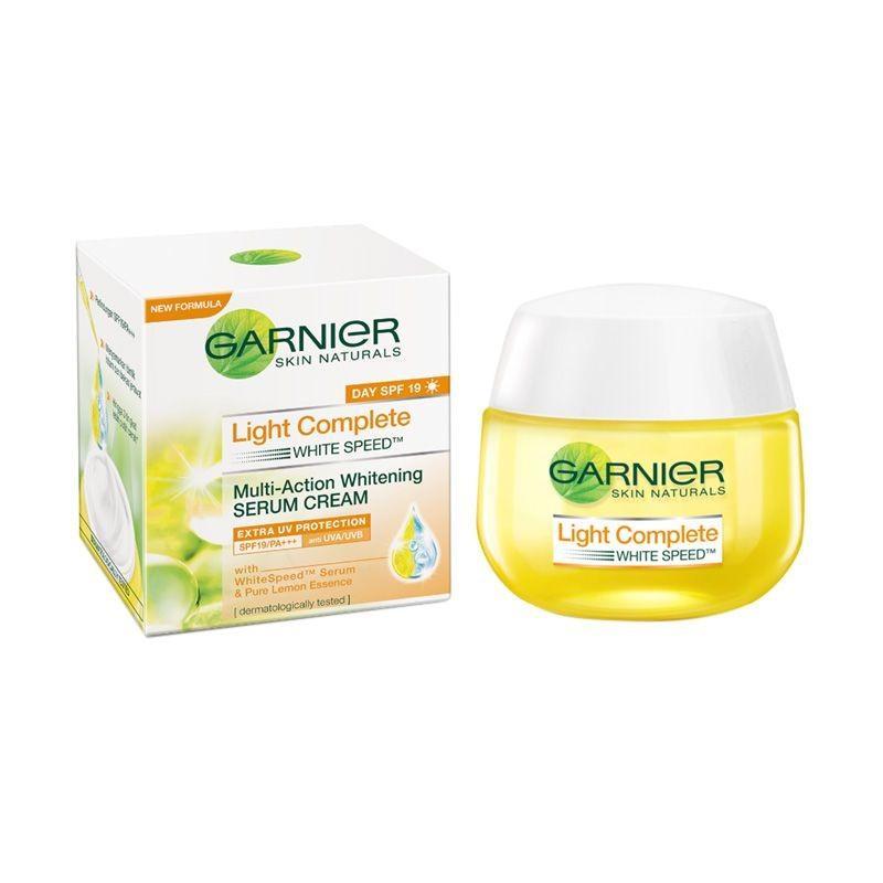 Garnier Light Complete White Speed - Yoghurt Sleeping Mas [Krim Siang] - 50ml best seller berkahshop 1201