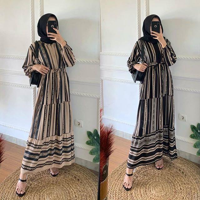 Bisa Cod Best Seller Izura Dress Bahan Katun Rayon Model Baju Gamis Terbaru 2020 Gamis Remaja Gamis Modern Wanita Baju Gamis Murah Dan Cantik Aurora Hijab Lazada Indonesia