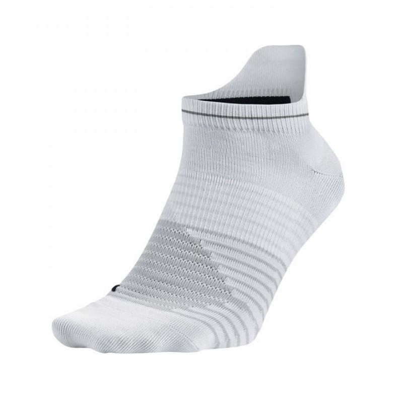 Kaos Kaki Lari Nike Performance Lightweight No-Show Socks White Original  SX5195-100 2fb2829acc