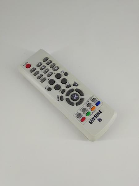 Remot Remote TV Samsung Tabung Slim Flat AA59-00345A Original Pabrik / KW