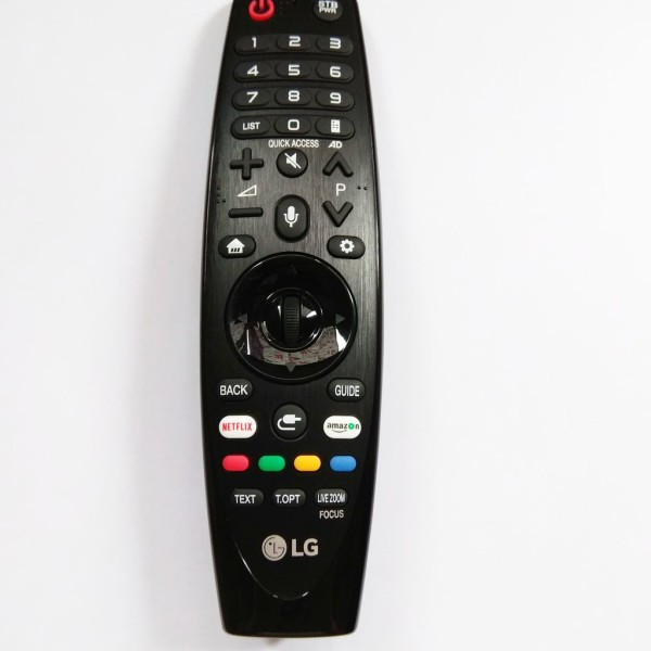 REMOT REMOTE MAGIC REMOTE TV LED SMART TV LG AN-MR18BA ORIGINAL TERLARIS