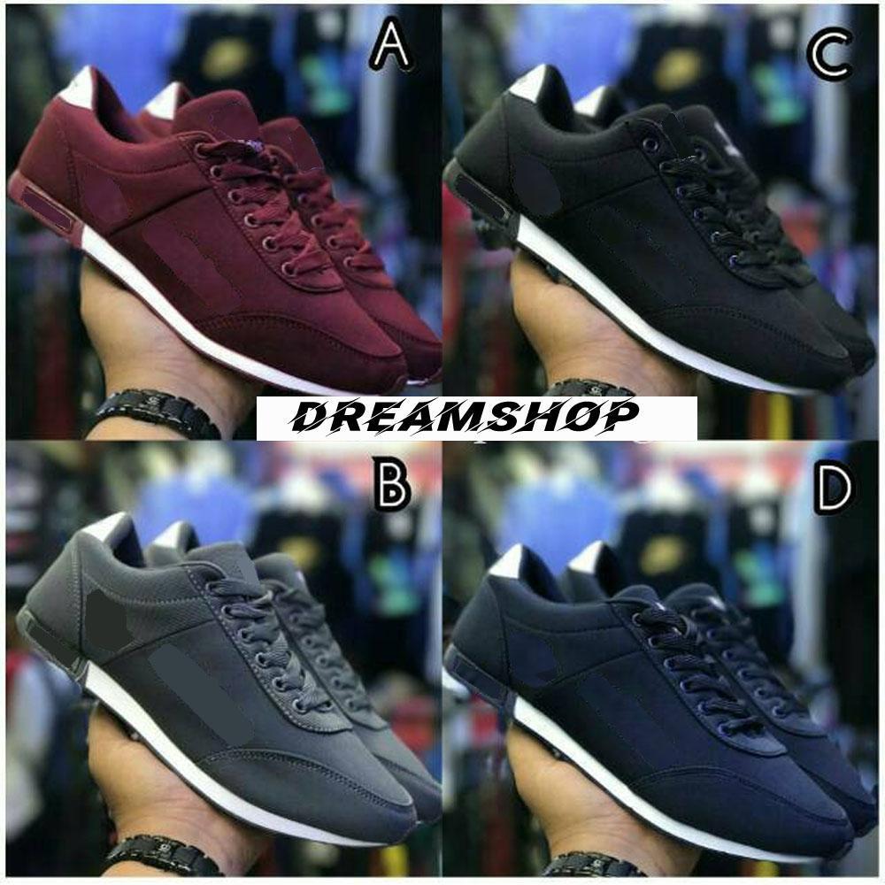 Dream Termurah Sepatu Kets Sneakers Kasual Pria D-45 - Sepatu Olahraga -  Multi 5417e414ee