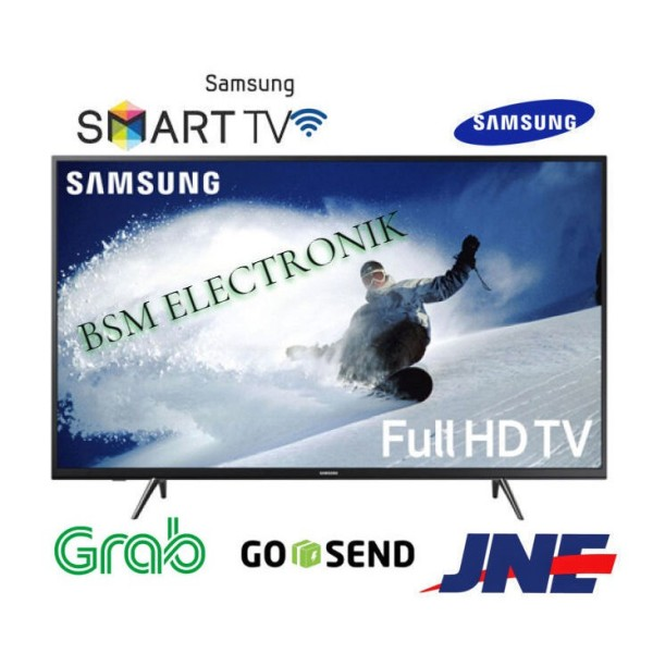 PROMO LED TV SAMSUNG 49 49J5250 49 INCH USB MOVIE HDMI SMART TV - Khusus JADETABEK - GRATIS ONGKIR