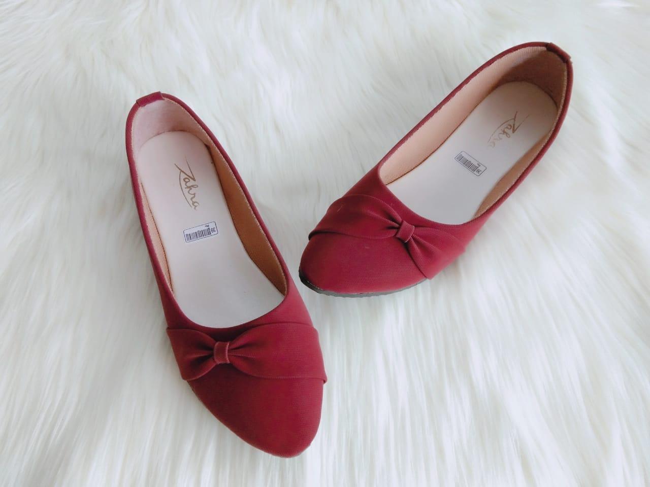 Arlaine - Keyko Flat Shoes