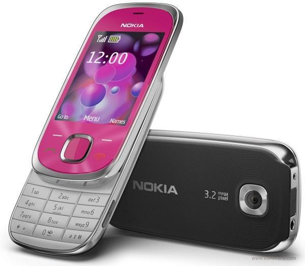NOKIA 7230 SINGLE SIM CAMERA NOKIA SLIDE NOKIA JADUL HANDPHONE JADUL SLIDE REFURBISH