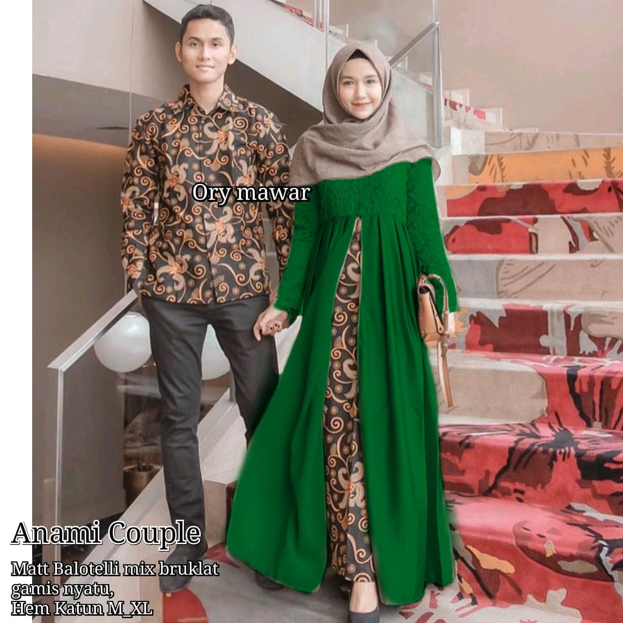 Termurah - batik couple couple batik baju muslim wanita terbaru 2018 batik  murah batik sarimbit baju batik couple modern batik kondangan batik  keluarga ... 2943f5bad3