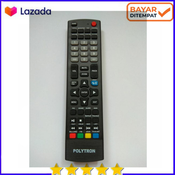 REMOT/REMOTE TV POLYTRON LCD/LED