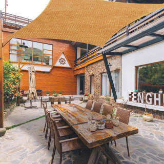 SNSQDYW0010 Useful Outdoor Garden Patio Top Canopy Polyester Sun Shade Sail Sunscreen UV Block thumbnail