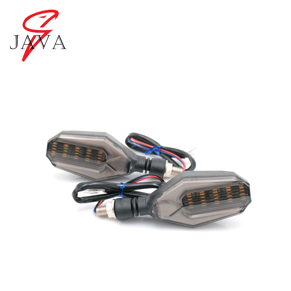 Eastjava -Lampu Sen Led 2 In 1 - Sein Led 2 In 1 - Lampu Sen Plus Senja Universal Semua Motor