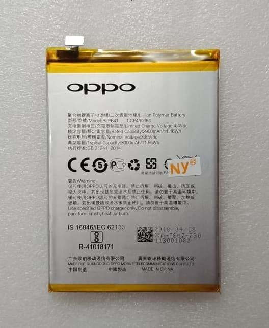 Original Batre Baterai Oppo A71 BLP641 BLP-641 BLP 641