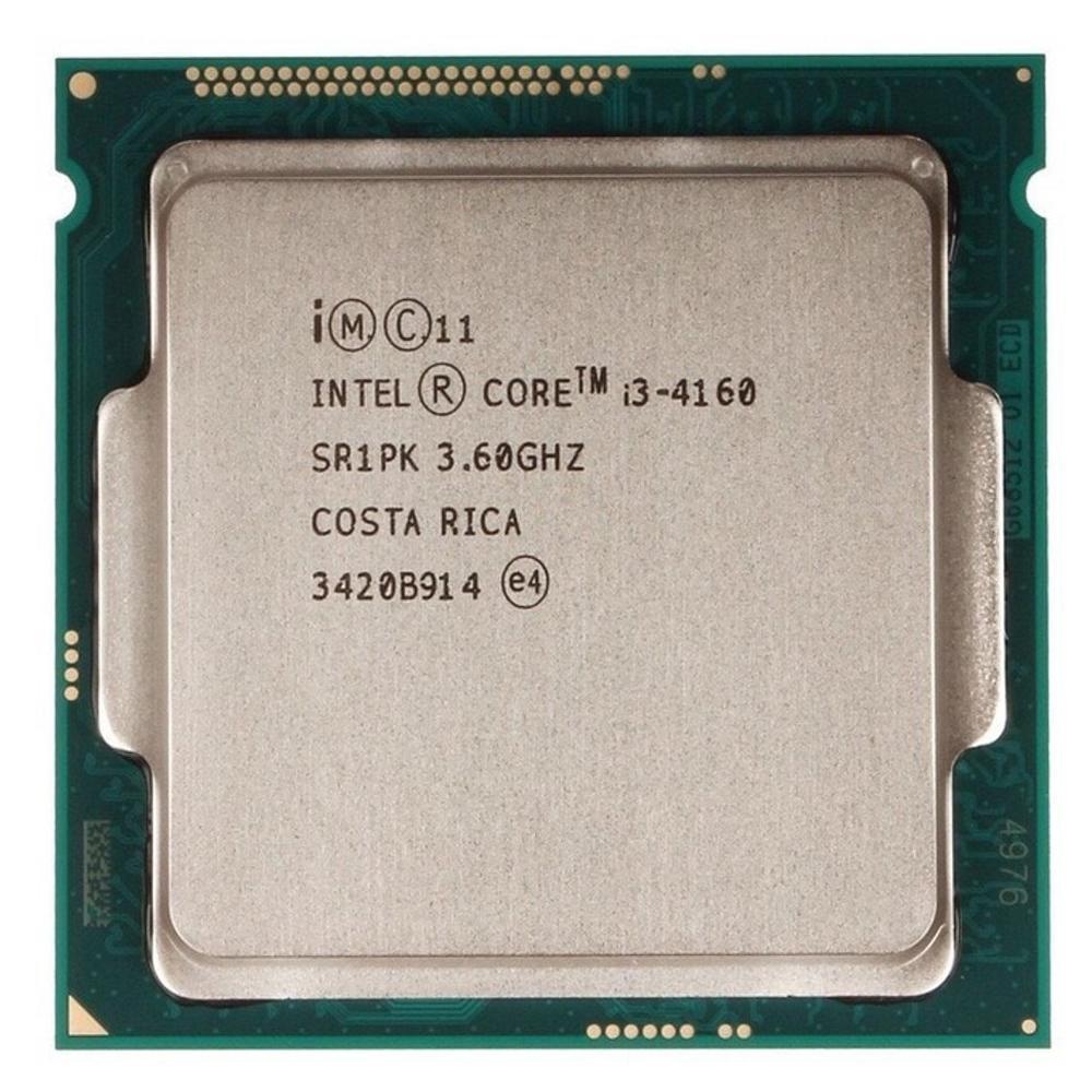 Processor Intel Core i3-4160 Tray Free Deepcool Fan 3M Cache 3.60 GHz