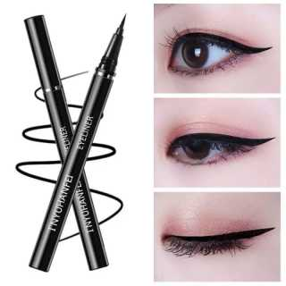(TERMURAH)Aiyi Eyeliner Big eye Cair Warna Hitam Anti Air waterproof tahan lama eye liner spidol- Tokped thumbnail