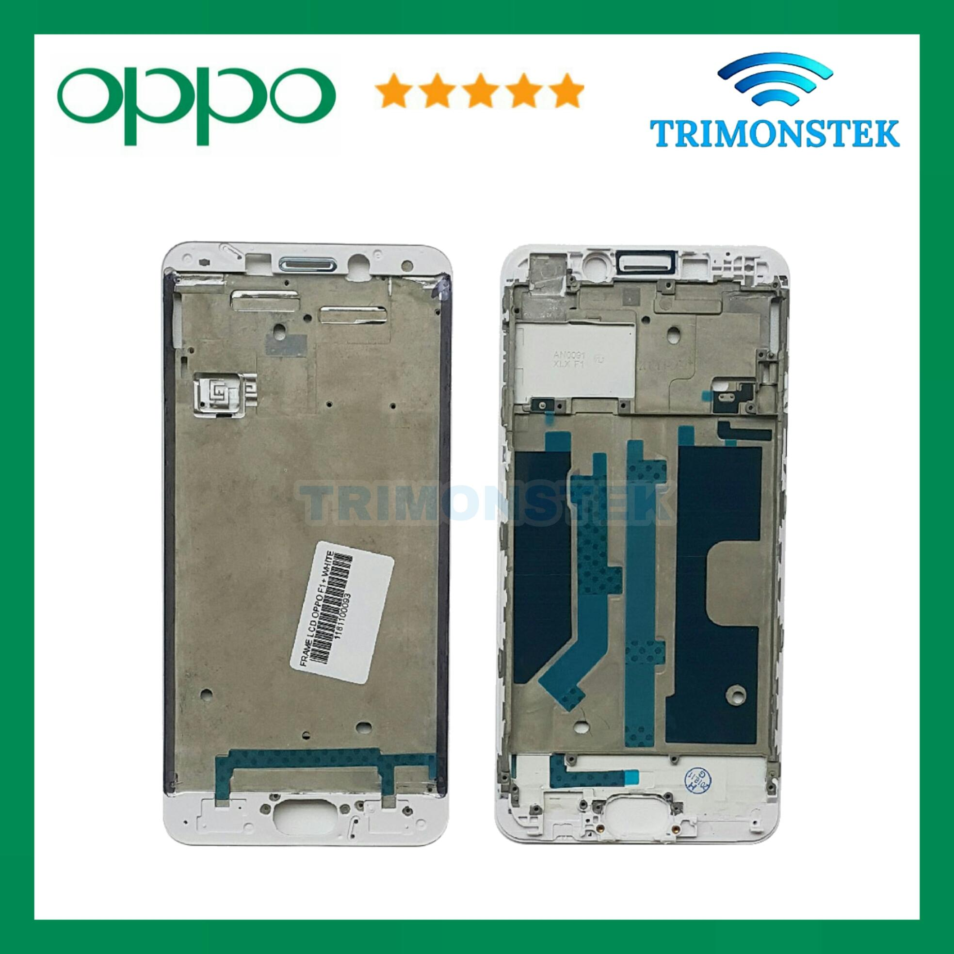 Frame Bazzel Bazel Tulangan Tatakan Lcd Oppo F1+ F1 Plus R9
